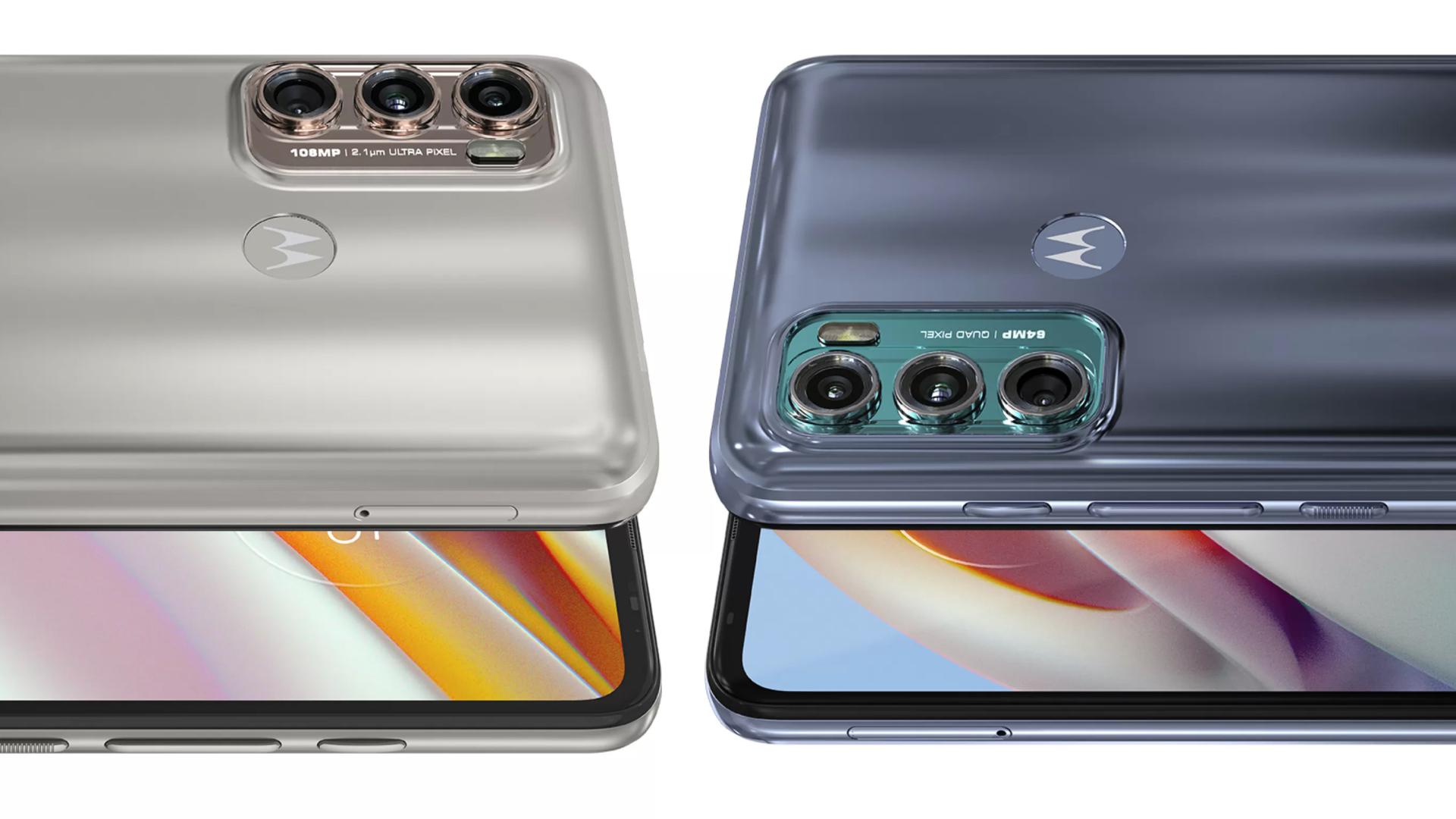 Motorola Moto G60 G40 Fusion