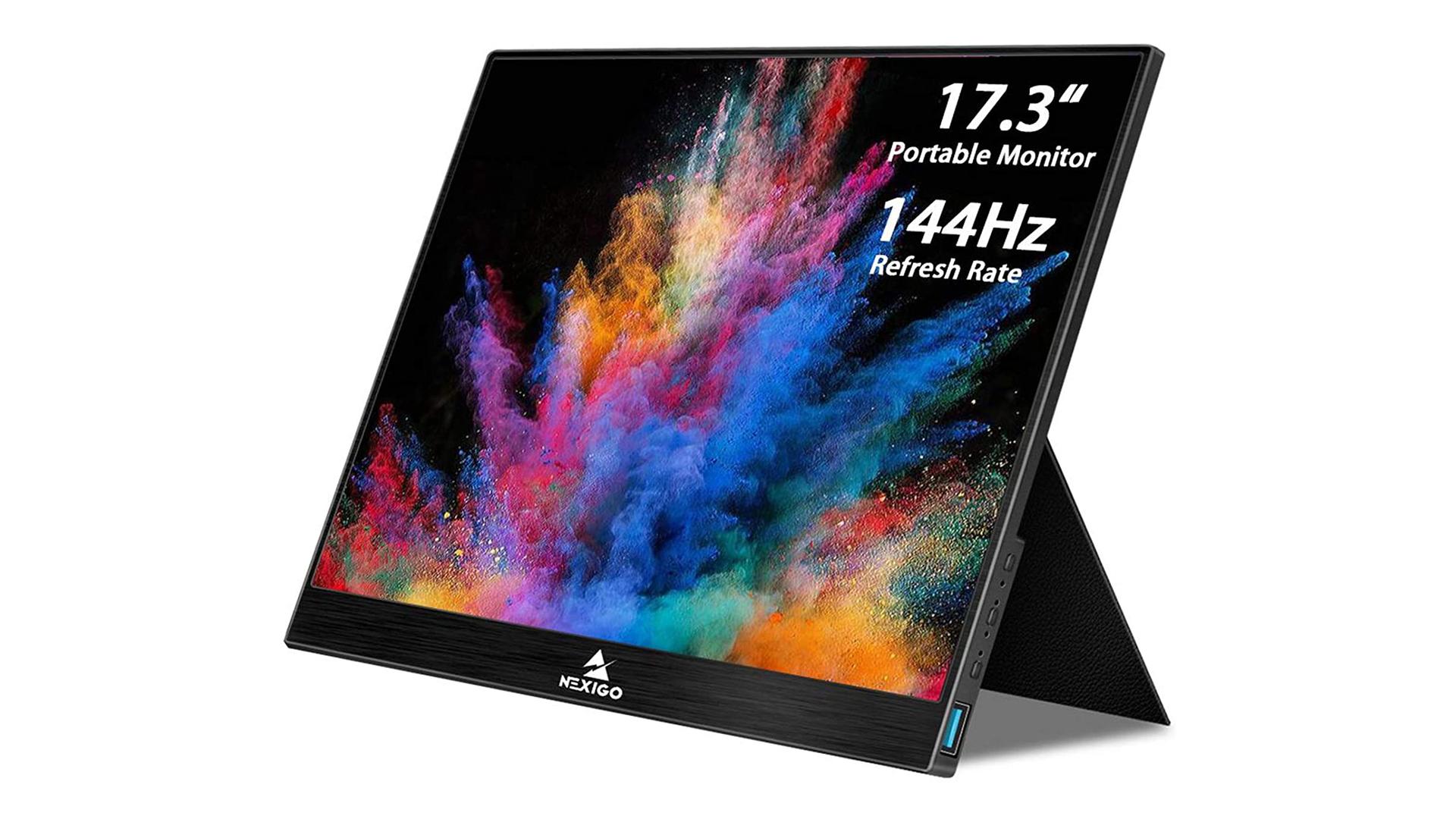 NexiGo 144Hz 17.3 inch Portable Gaming Monitor