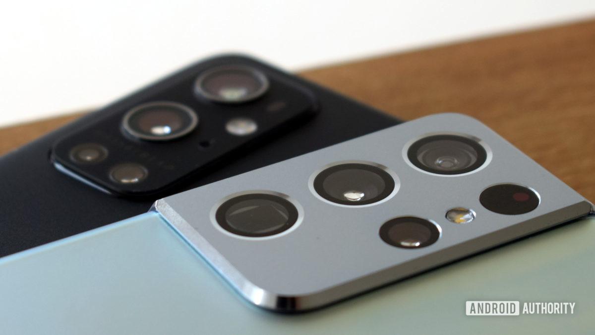 OnePlus 9 Pro vs Samsung Galaxy S21 Ultra camera 4