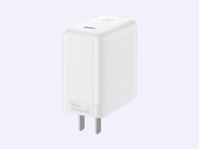 OnePlus Warp Charge 65 press image
