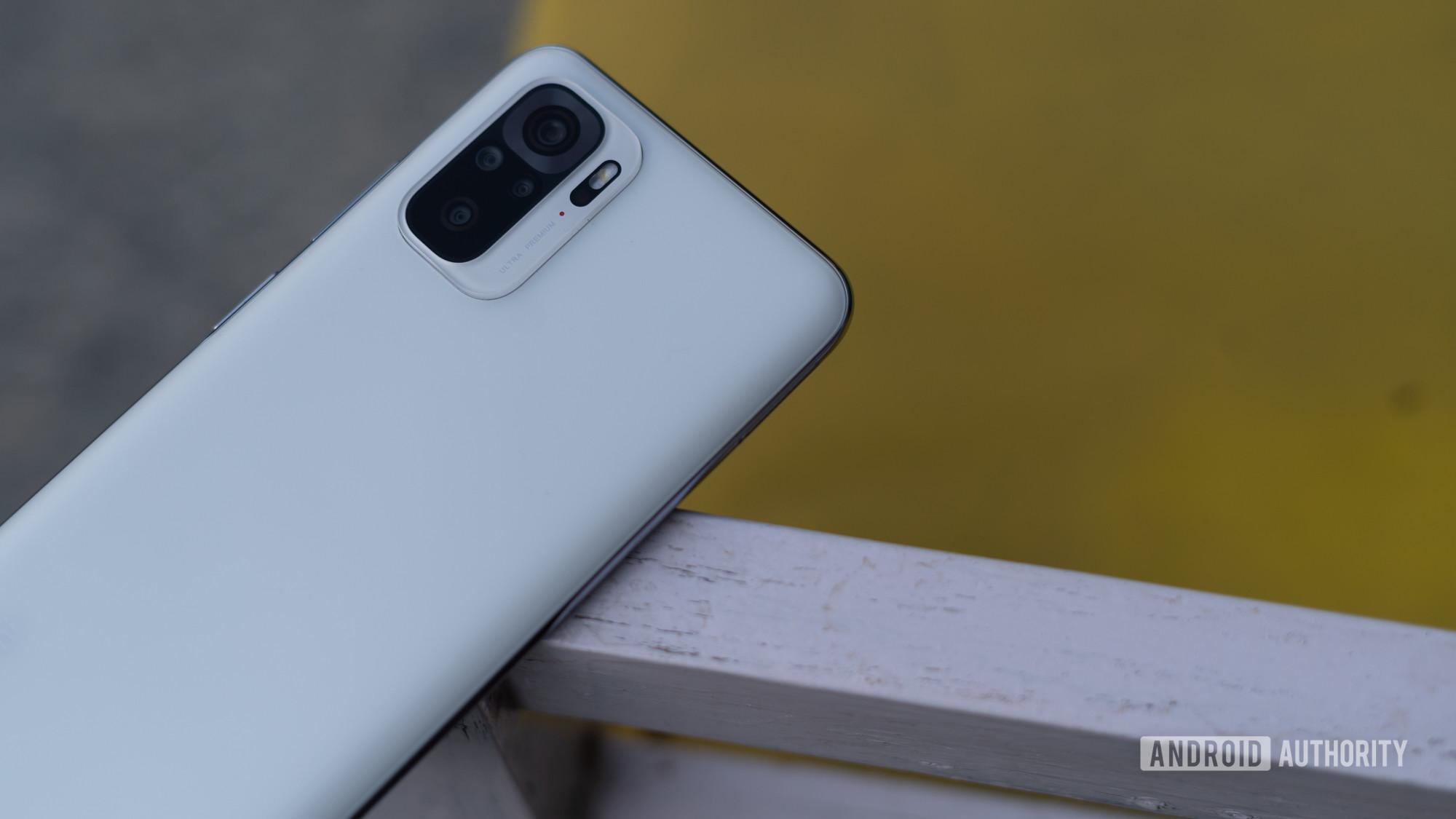 Redmi Note 10 camera module