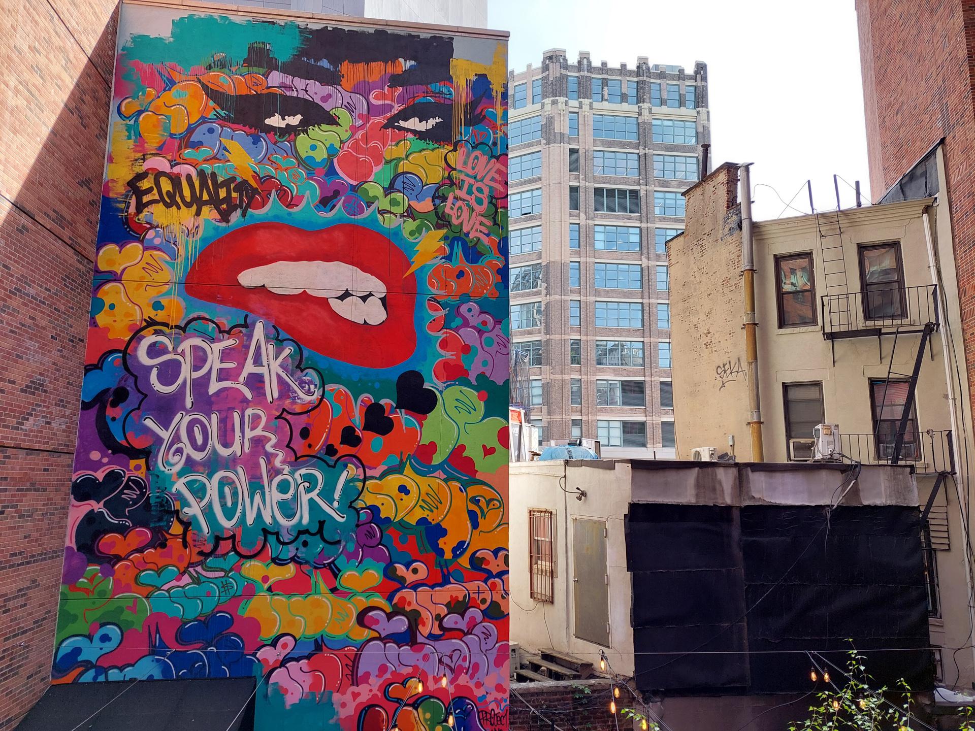 Samsung Galaxy A 52 5G photo sample mural 1x