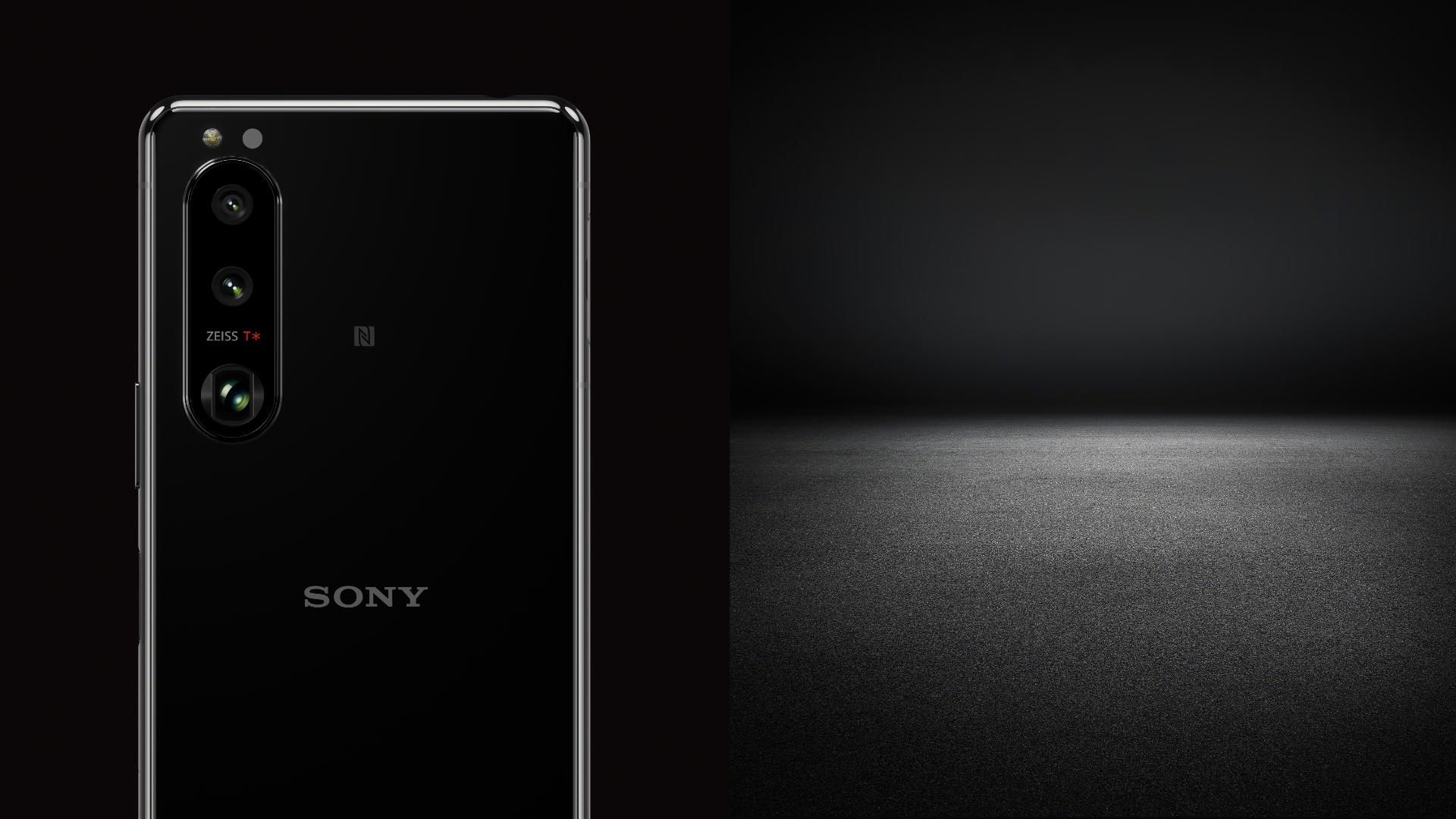 Sony Xperia 5 III back edit