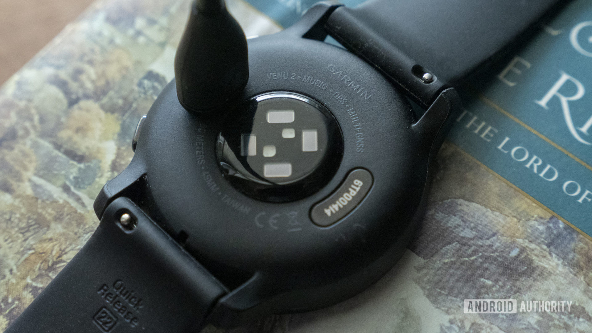 garmin venu 2 review charging cable battery life