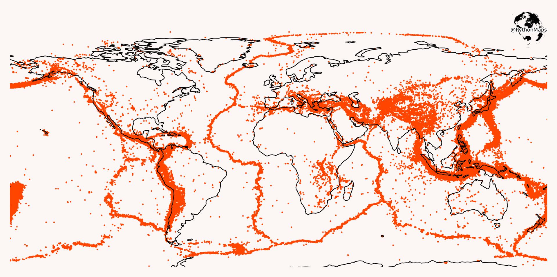 usgs earthquakes