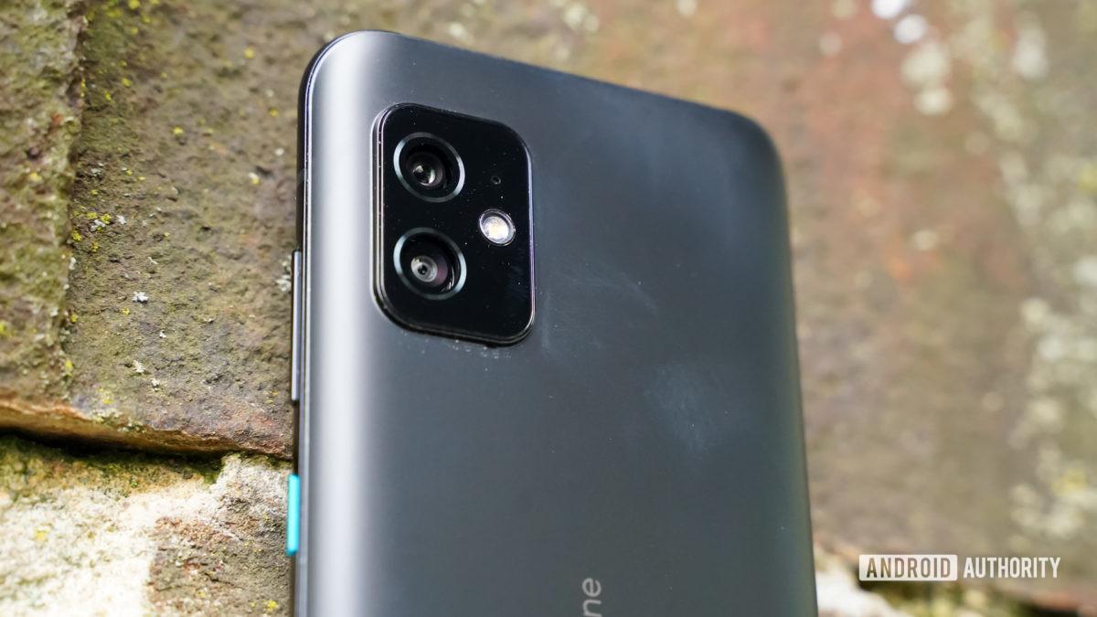 Asus Zenfone 8 camera module
