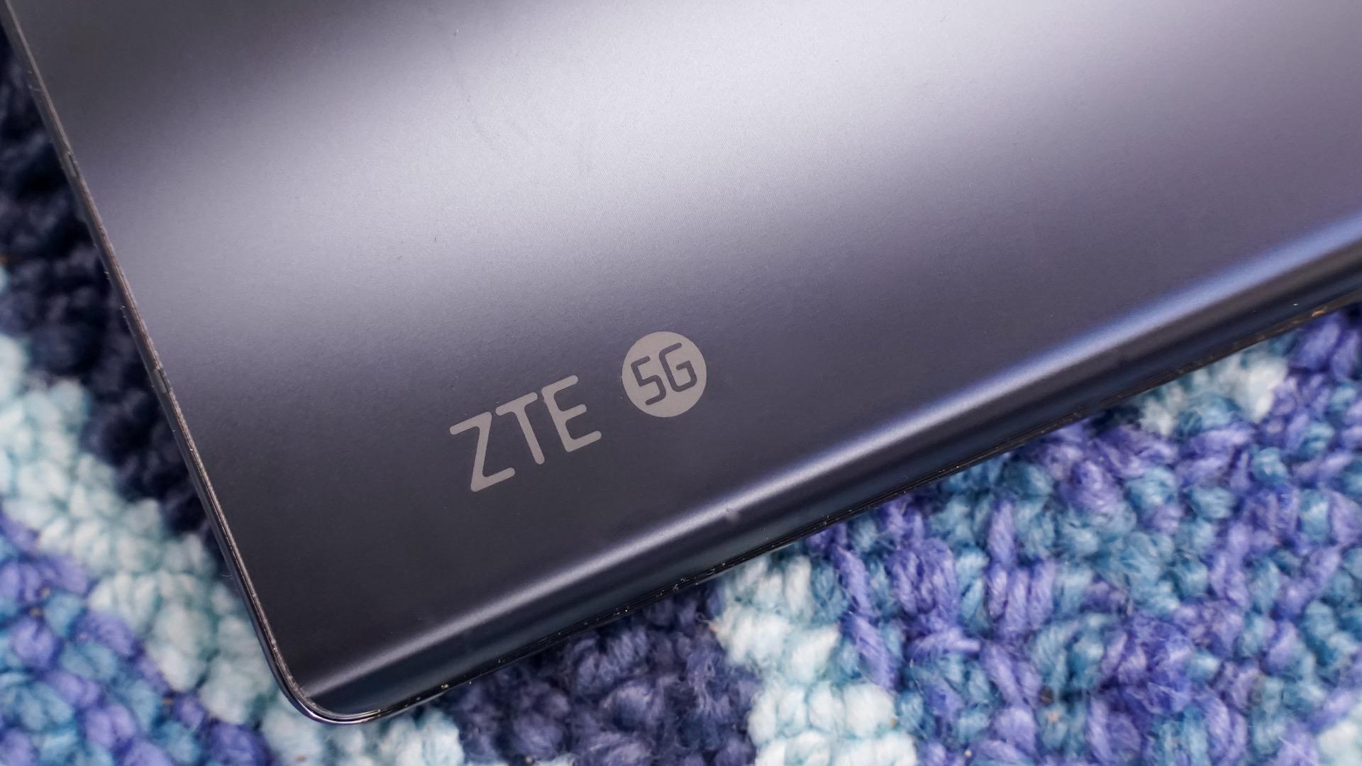 ZTE Axon 30 Ultra 5G detail