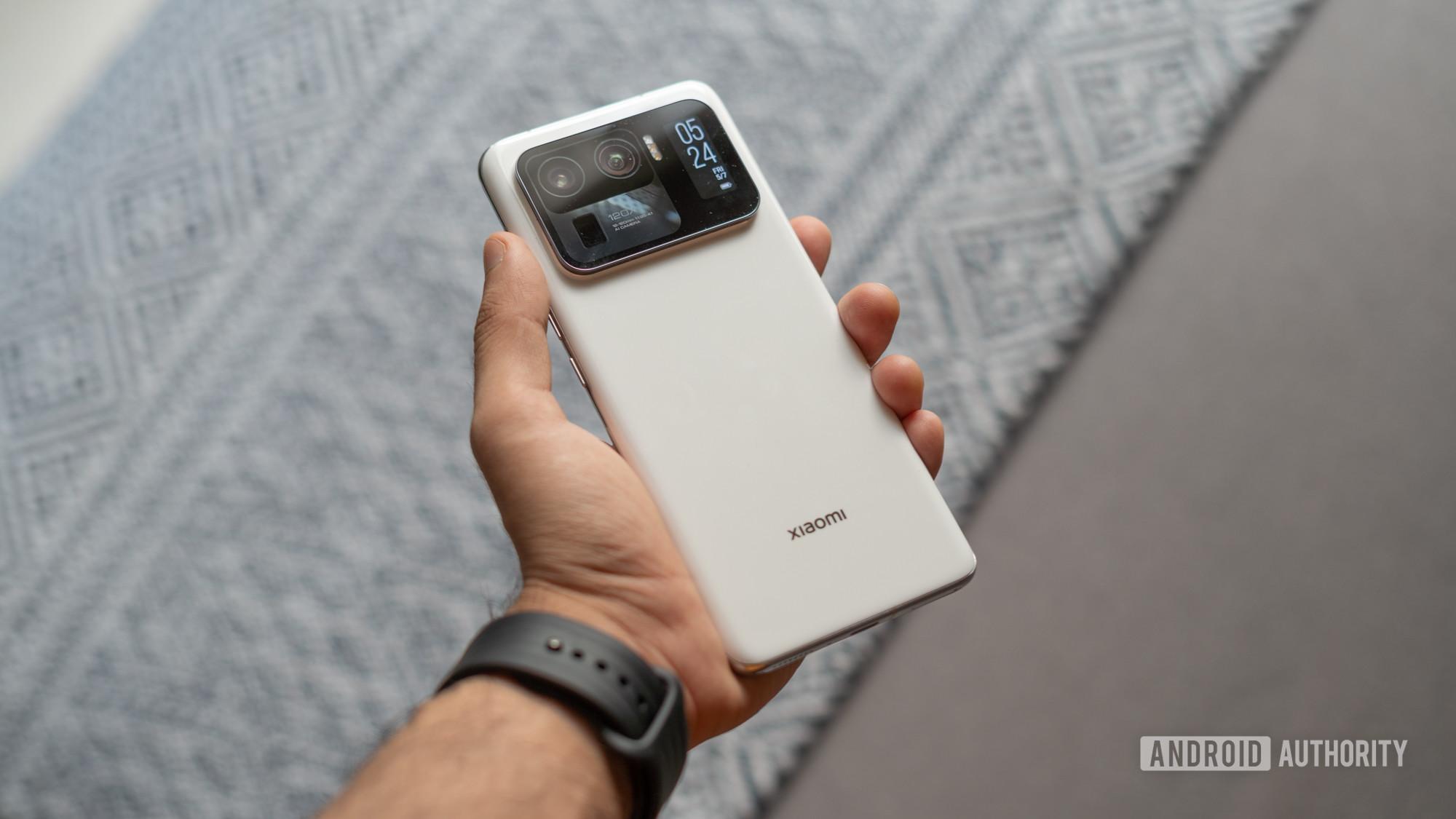 Mi 11 Ultra best battery life