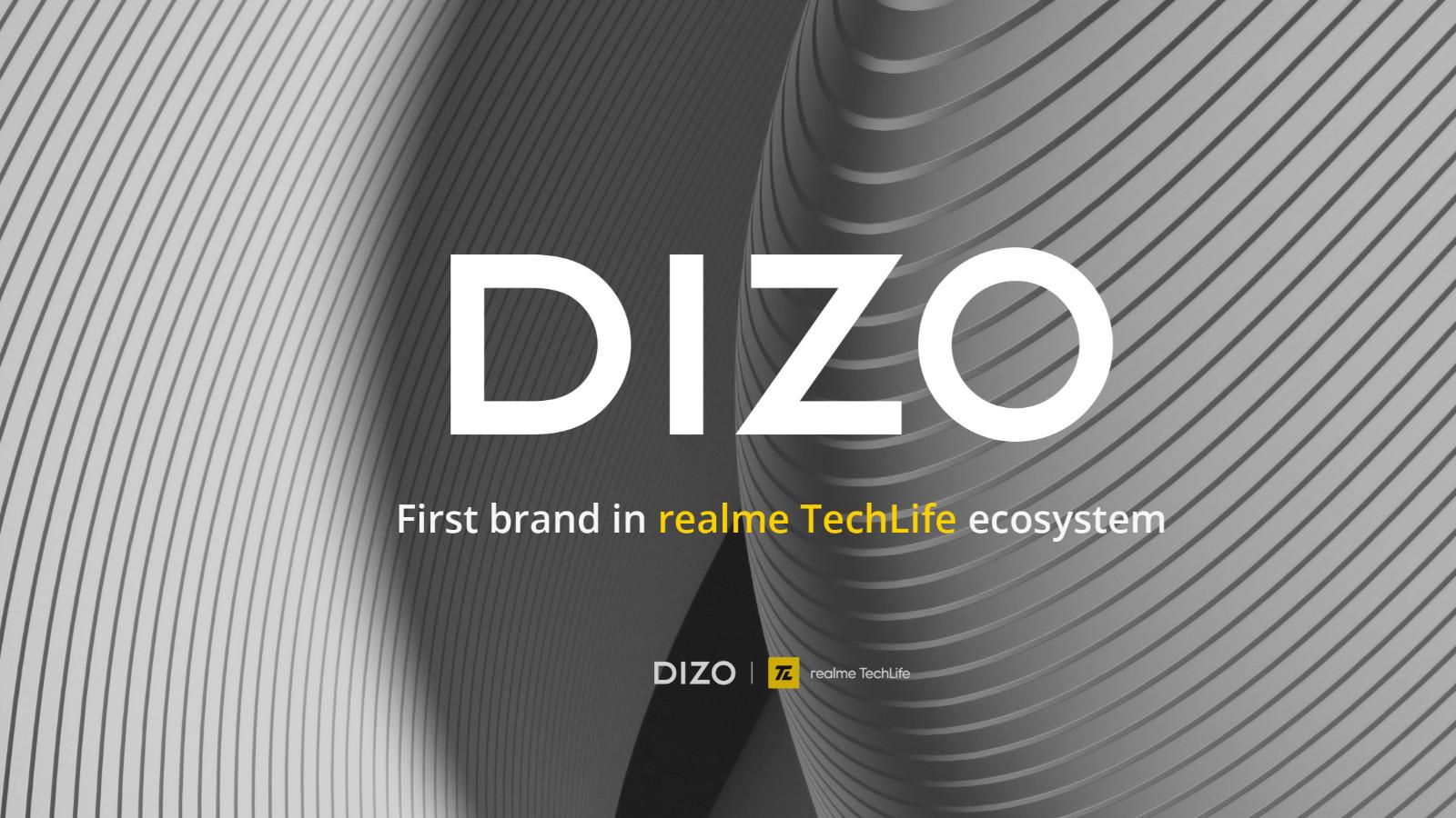 Realme Dizo品牌