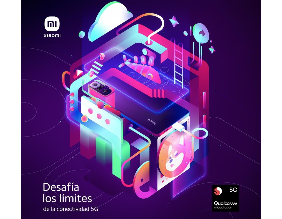 Redmi Note 10 Pro 5G leaked Poster