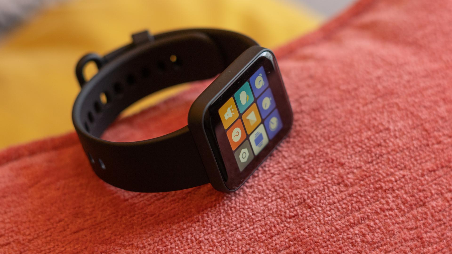 Redmi Watch app drawer