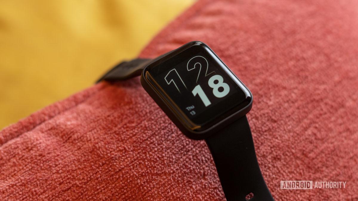 Redmi Watch front panel