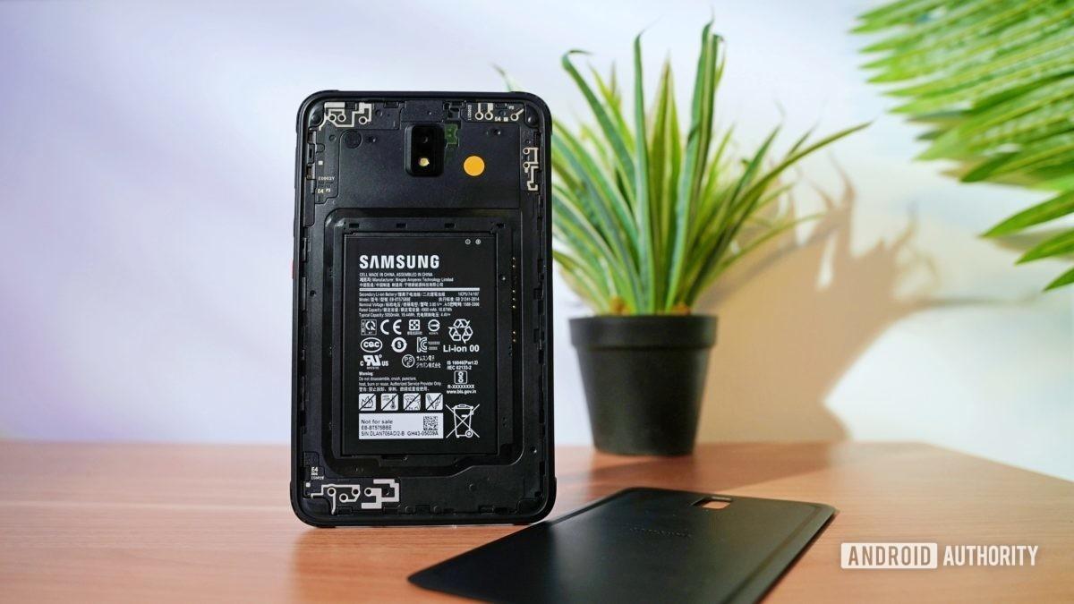 Samsung Galaxy Tab Active 3 Battery