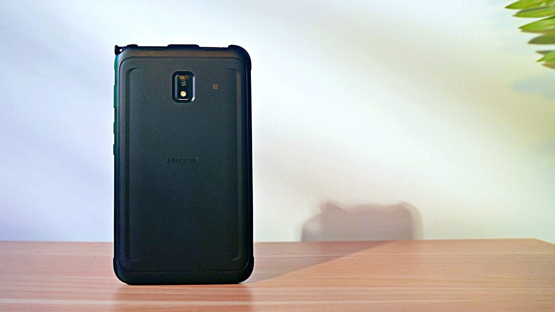Samsung Galaxy Tab Active 3 Standing Back