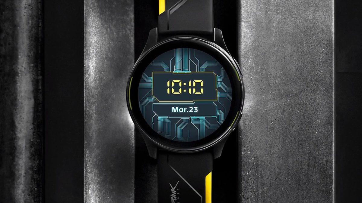 oneplus watch cyberpunk 2077 2