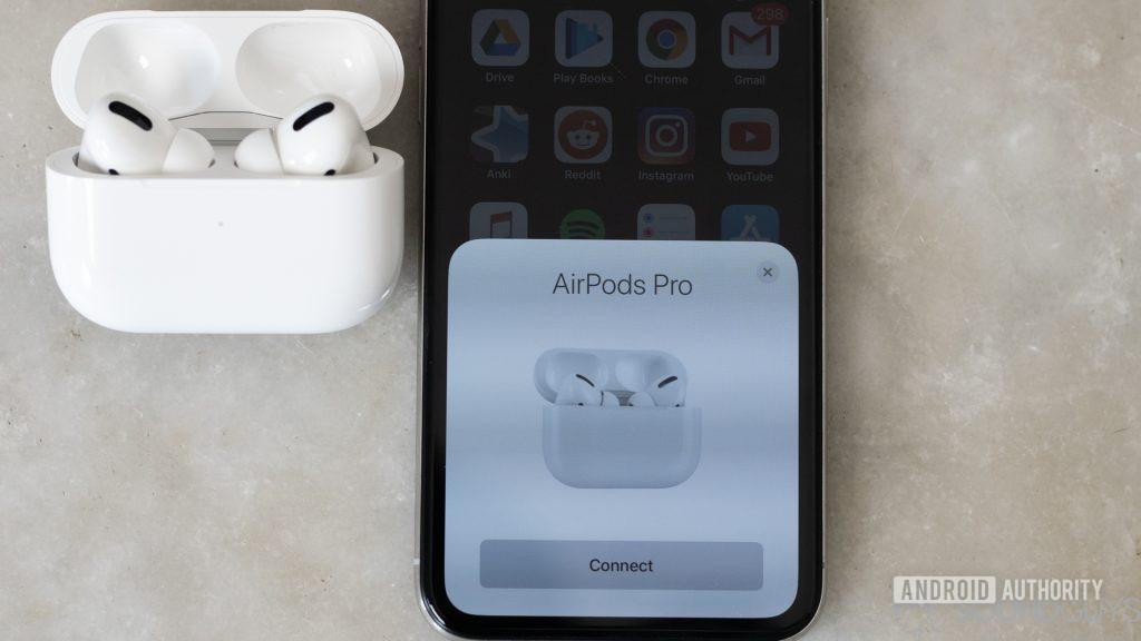 Airpods Pro Pairing