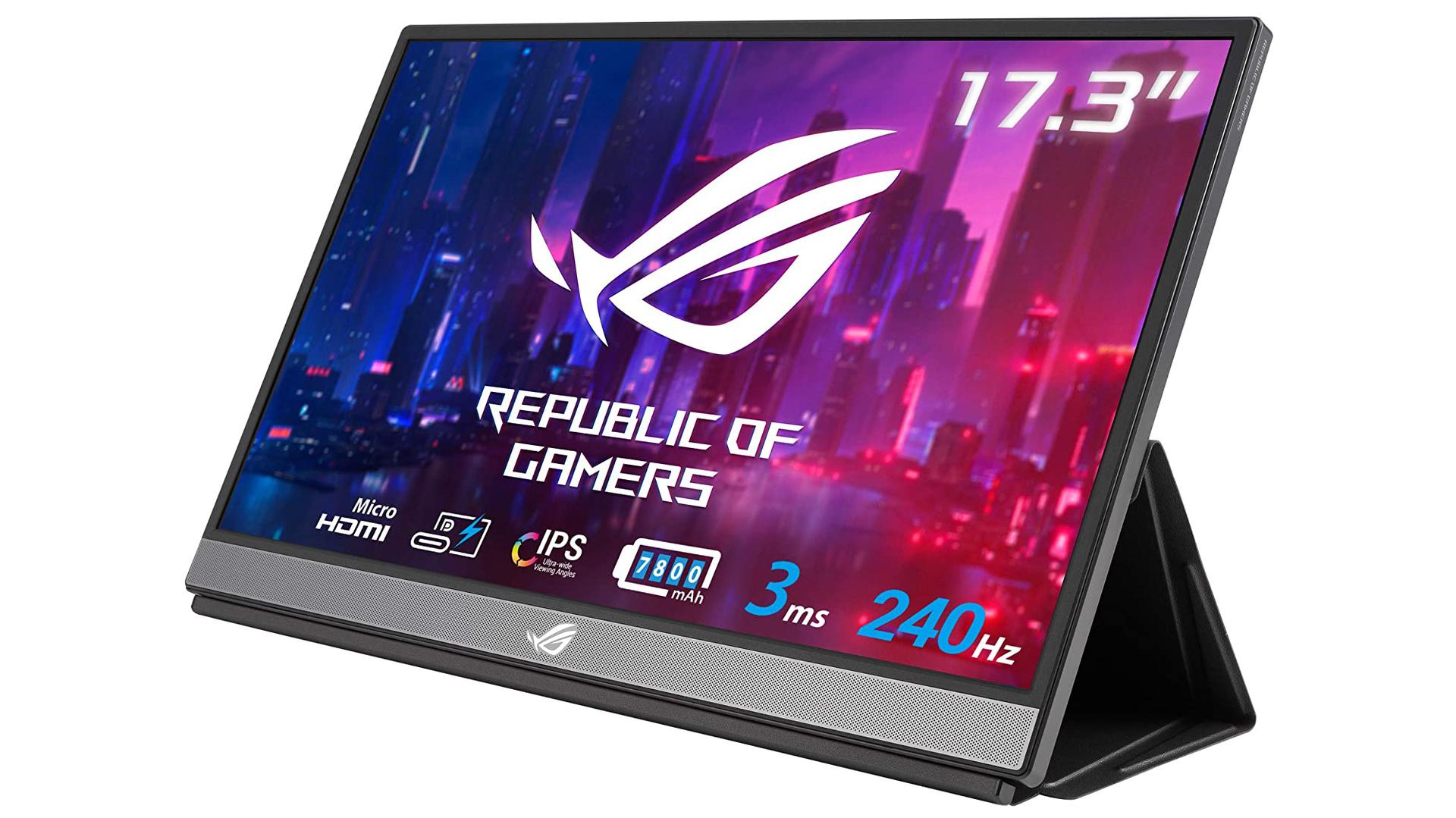 Asus ROG Strix portable monitor