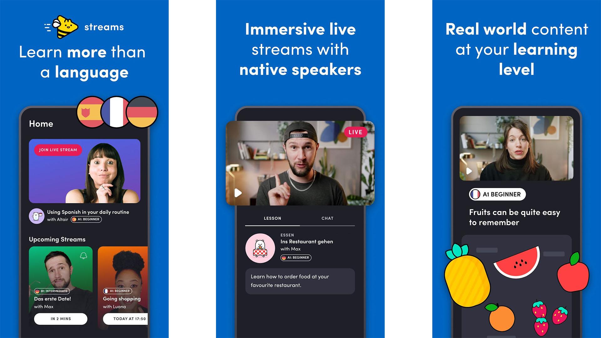 Chatterbug Streams screenshot