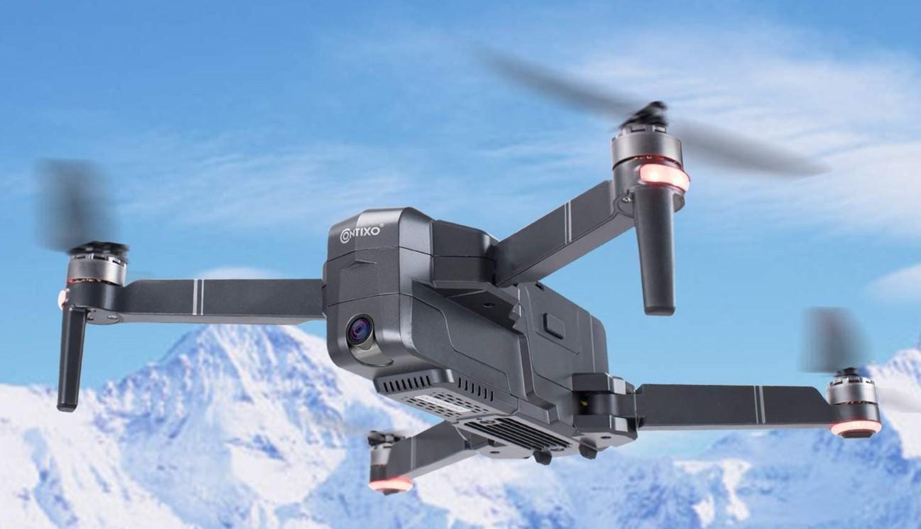 Contixo F24 Pro 4K UHD Drone Feature Image