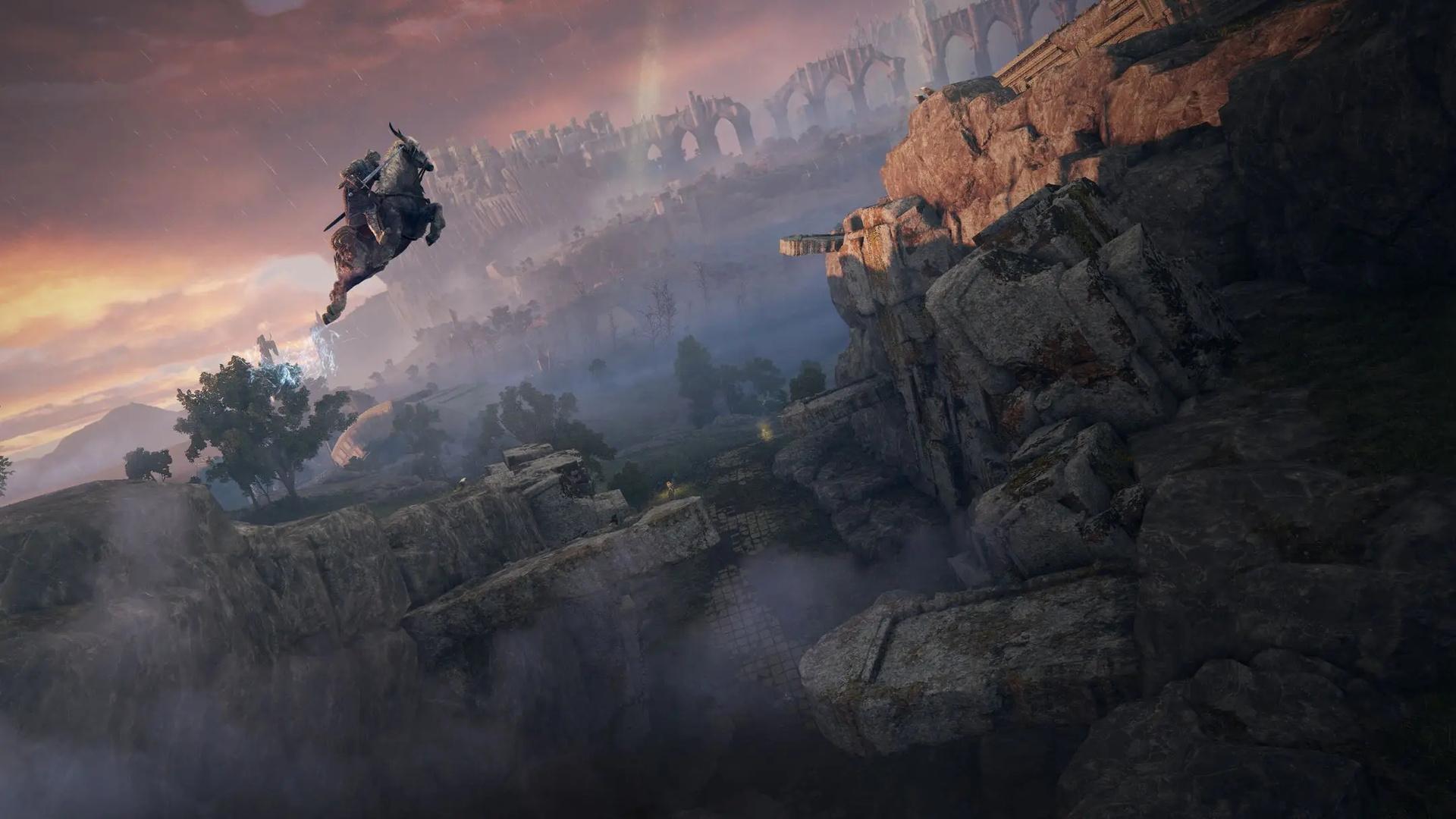 Elden Ring E3 2021 game announcement press image