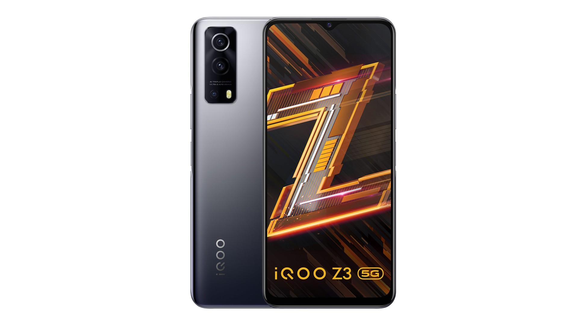 IQOO Z3 India Launch