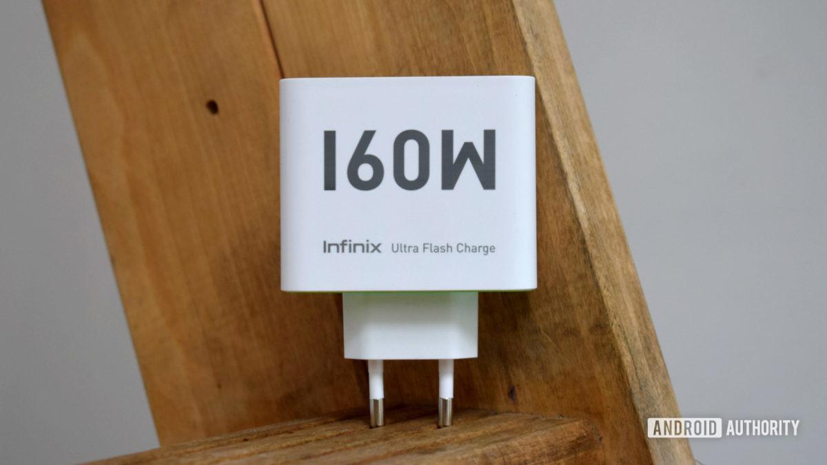 Infinix 160W Ultra Flash Charge.