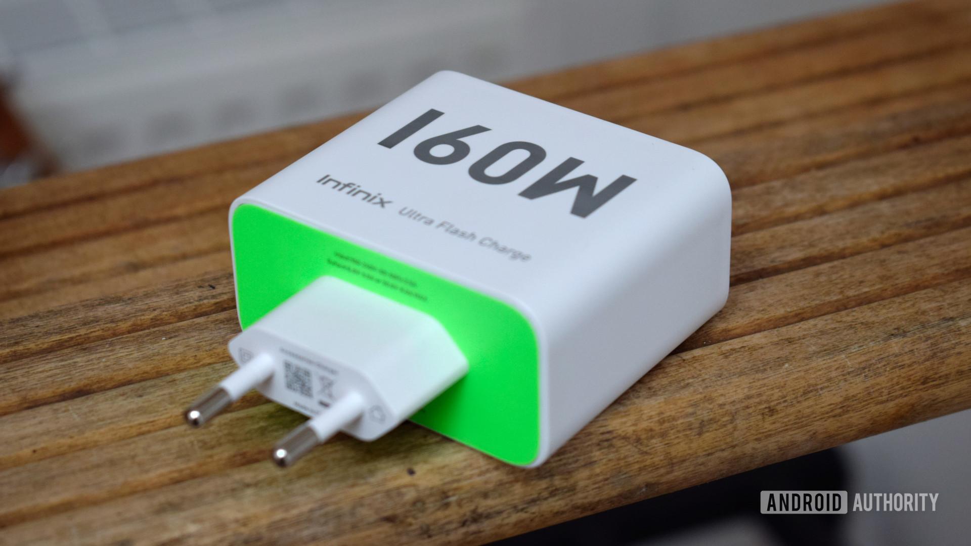 Infinix 160W Ultra Flash Charge 2