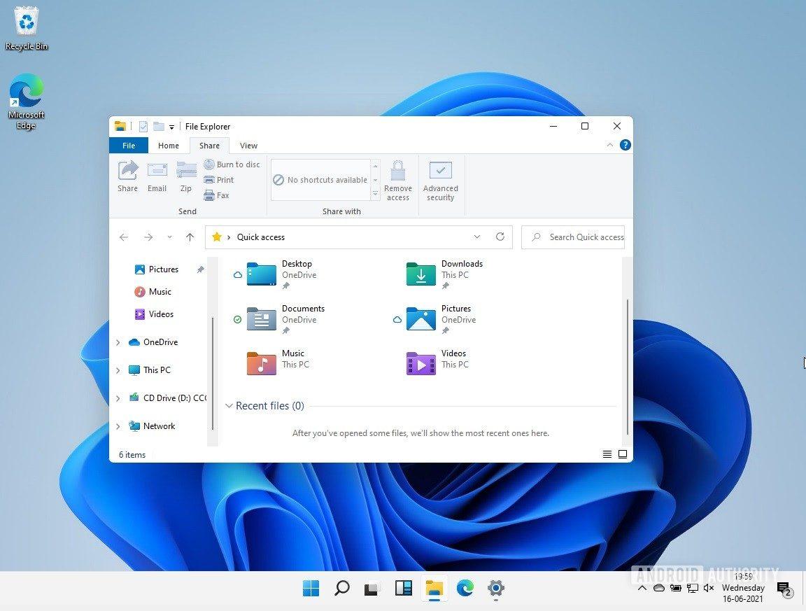 Microsoft Windows 11 file explorer screenshot