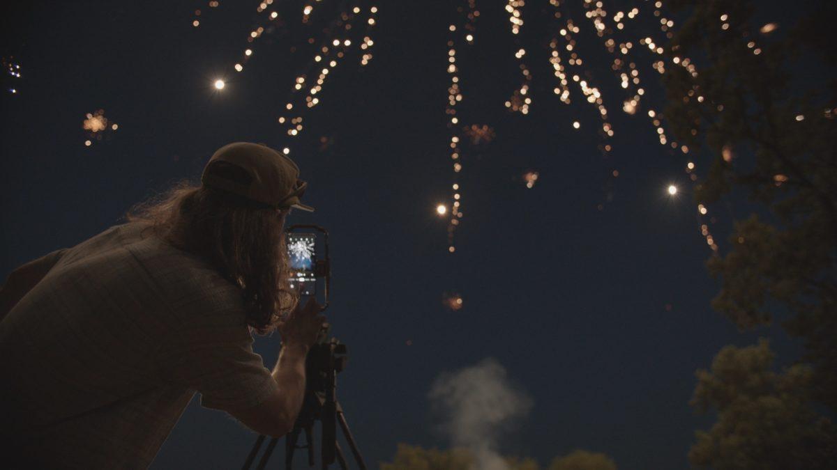 OnePlus Firework action
