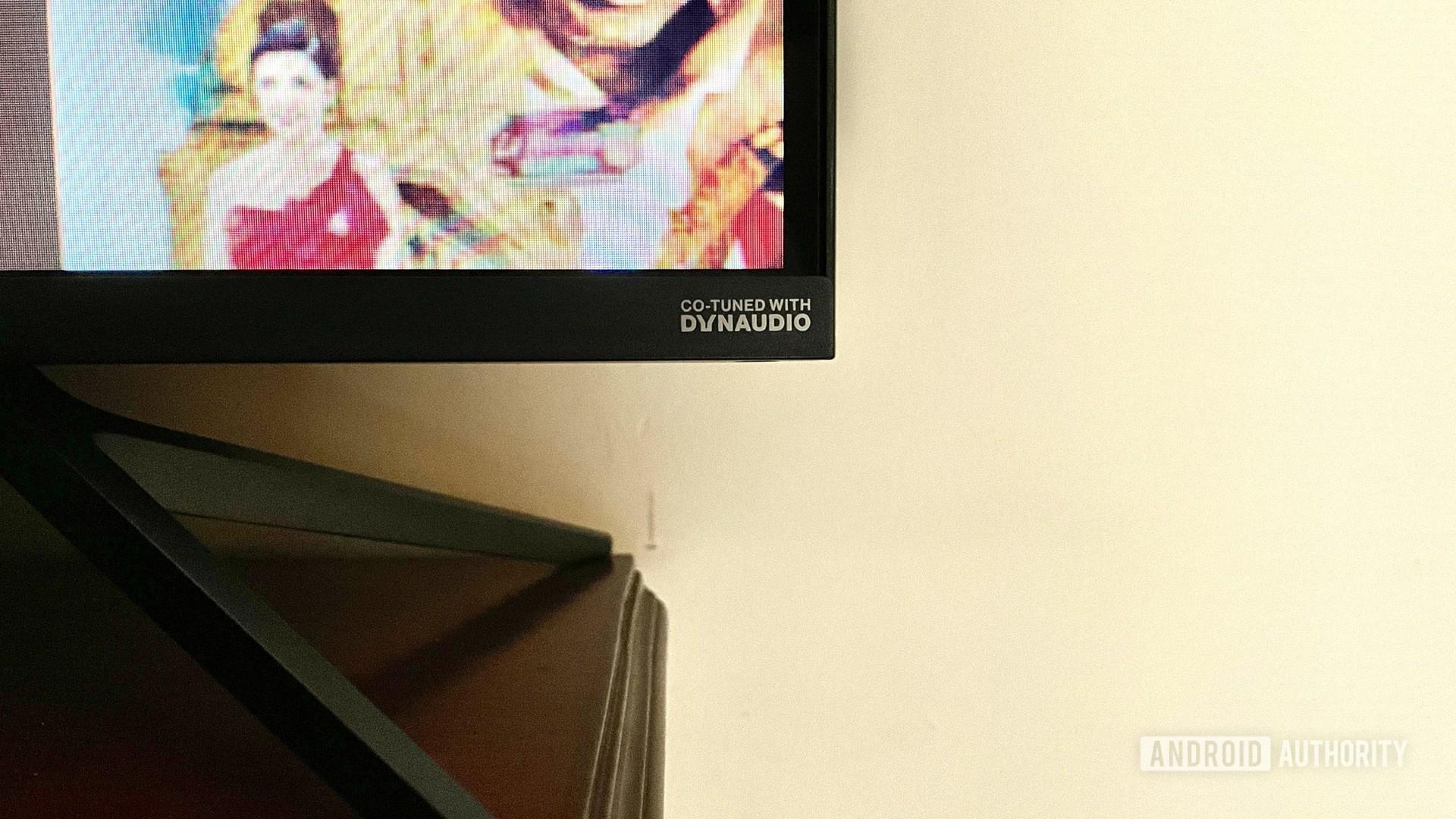 The OnePlus TV U1S Dynaudio.