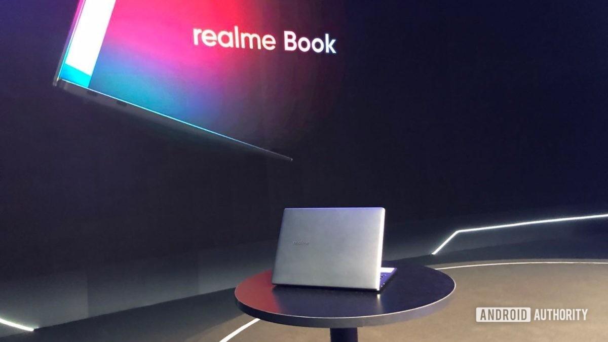 Realme Book BBK Electronics laptop leaked cover