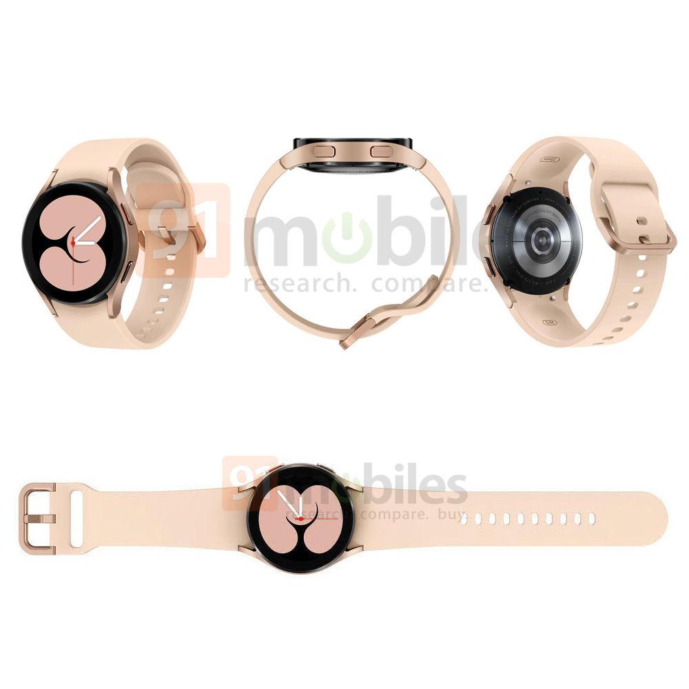 Samsung Galaxy Watch 4 5