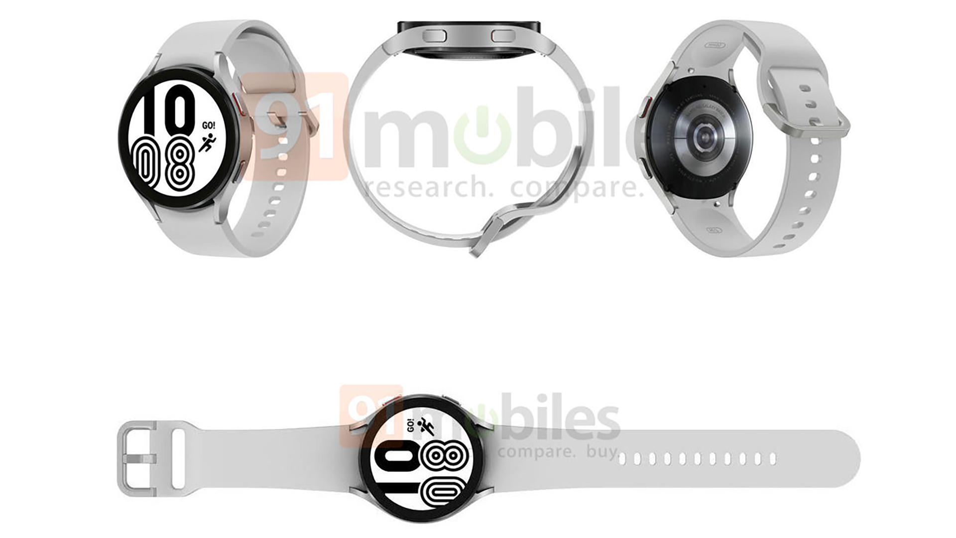 Samsung Galaxy Watch 4 Hero