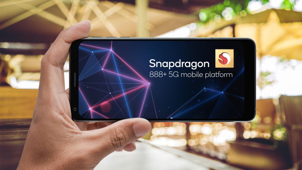 Téléphone Snapdragon 888 Plus