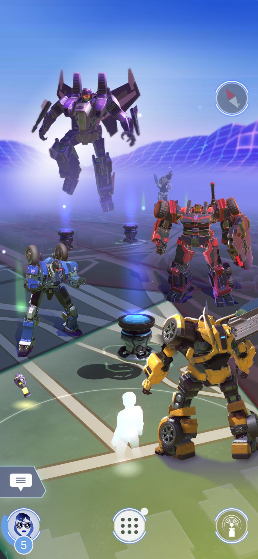 Transformers Heavy metal Screenshot 2