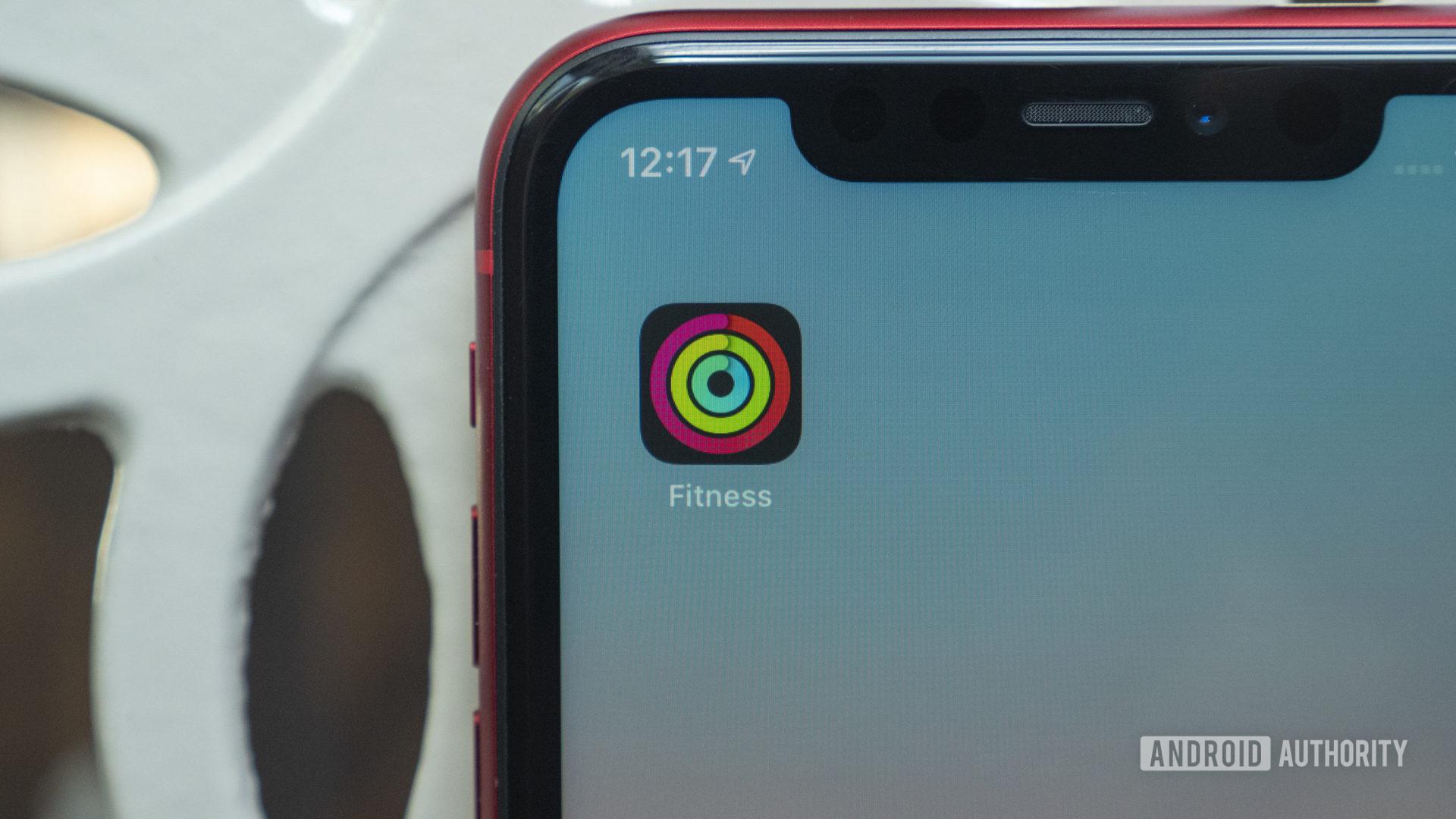 apple fitness app icon iphone 11