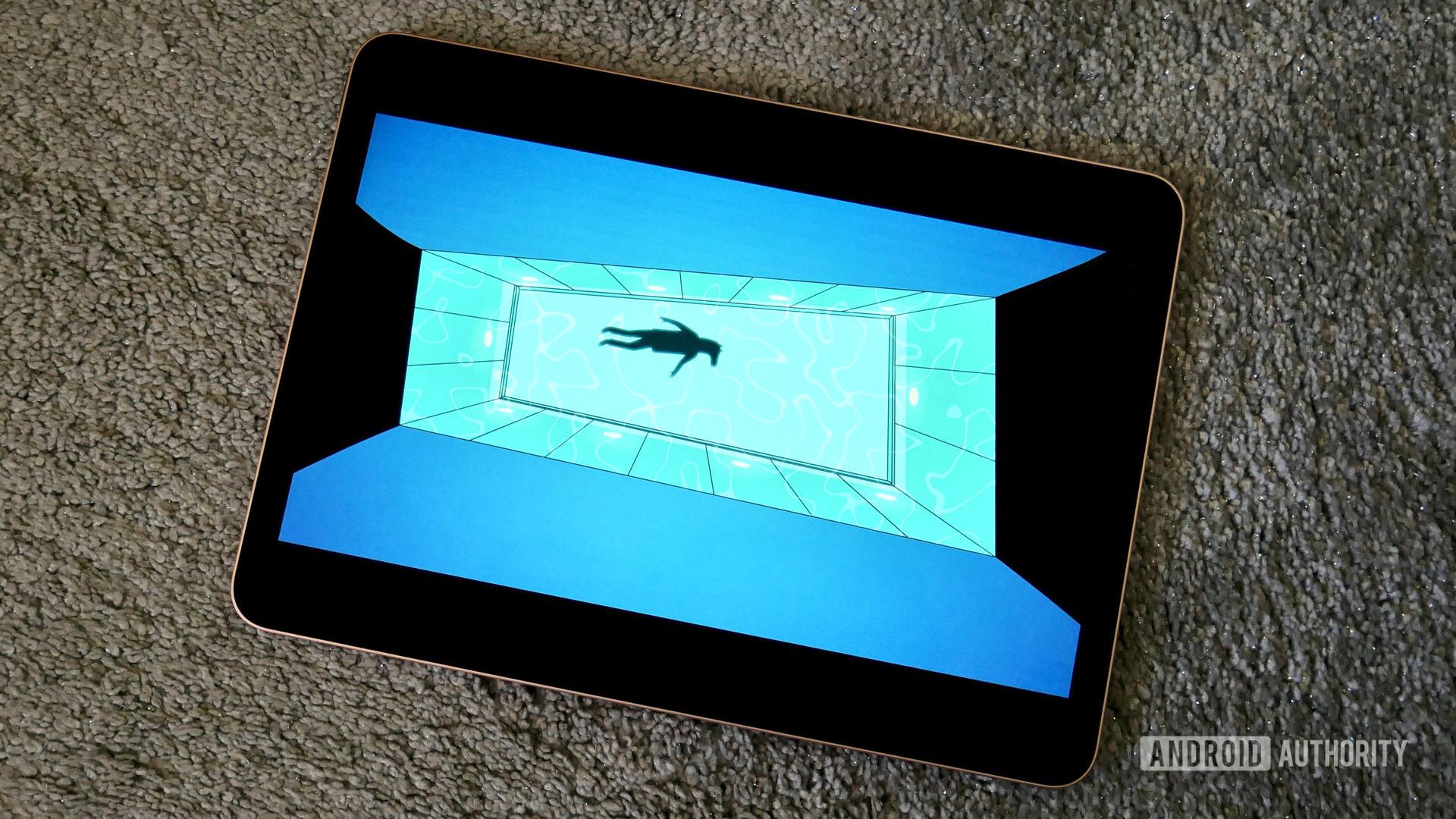 apple ipad air 2020 review display