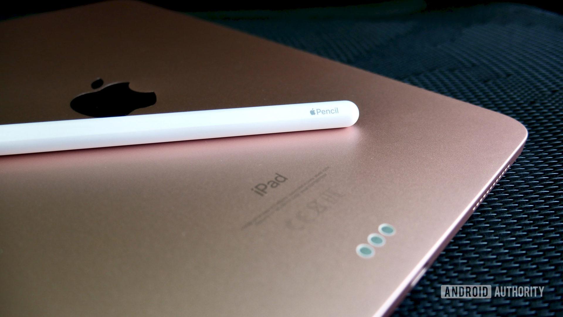 apple ipad air 2020 review pencil