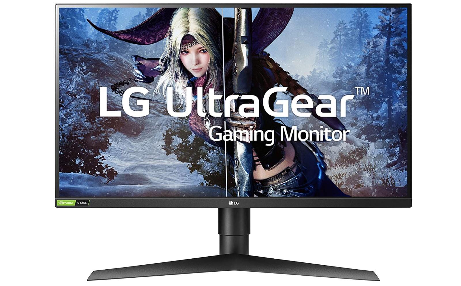 best monitors lg ultragear
