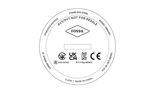 fossil hybrid watch fcc back image 1