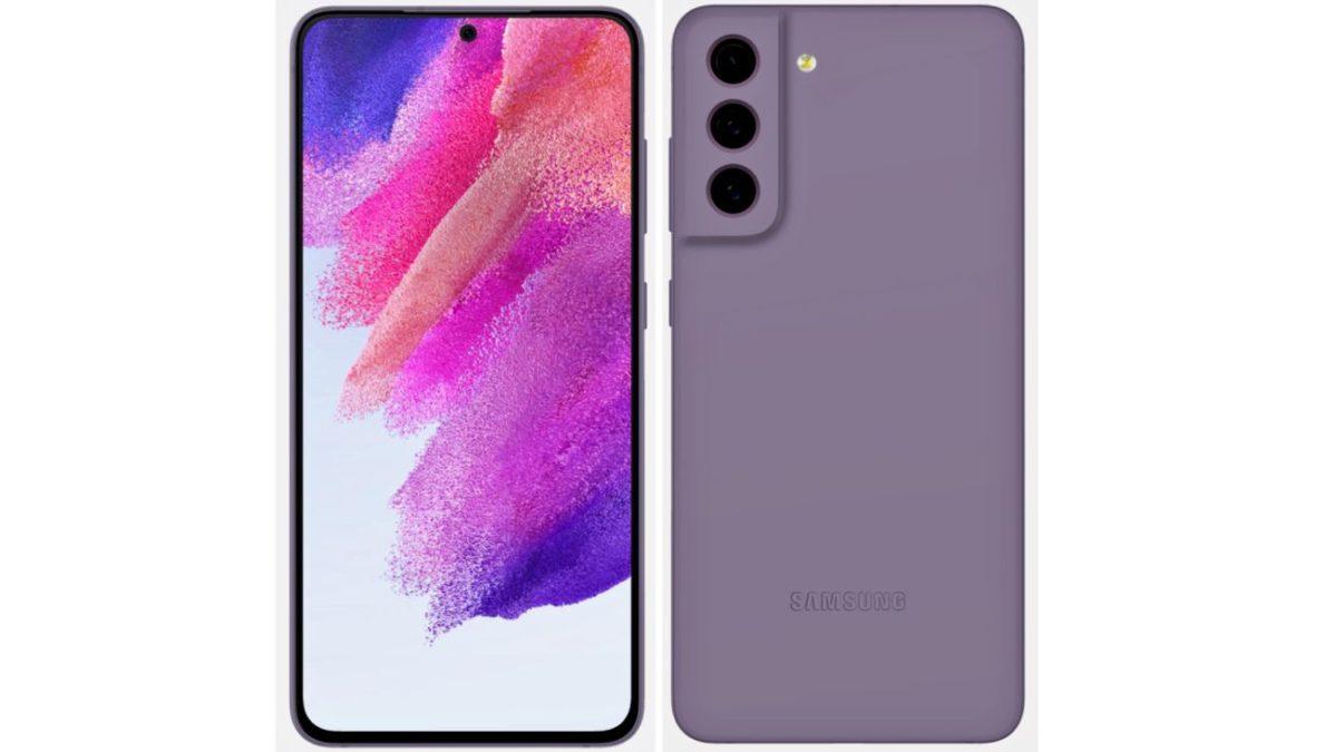 galaxy s21 fe purple