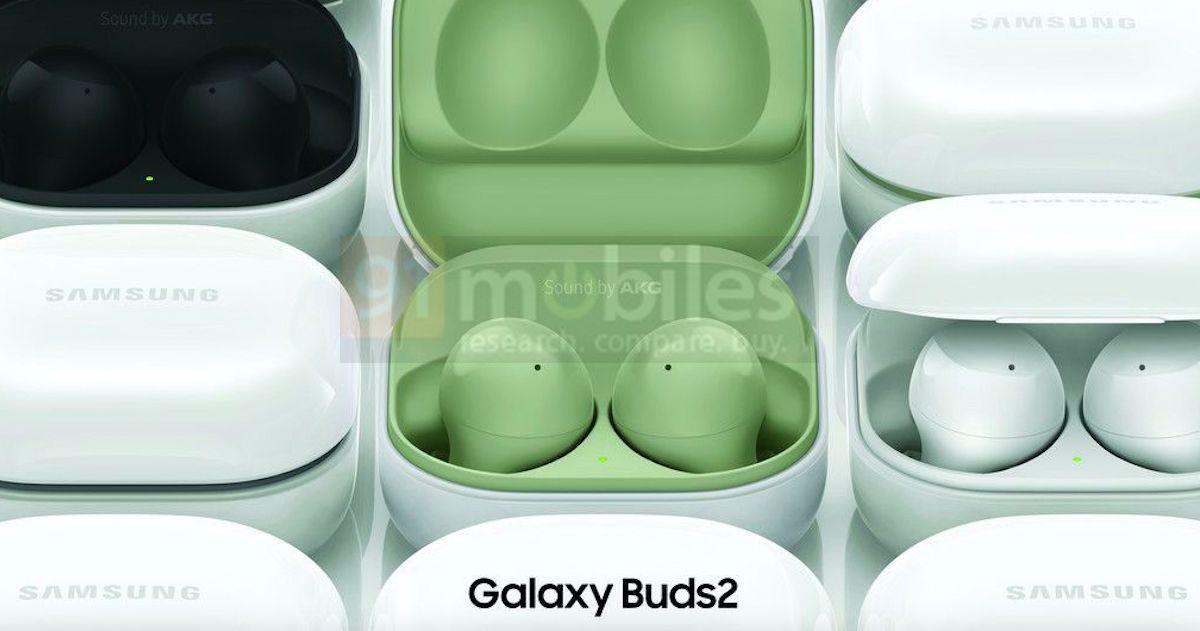 samsung galaxy buds 2 render