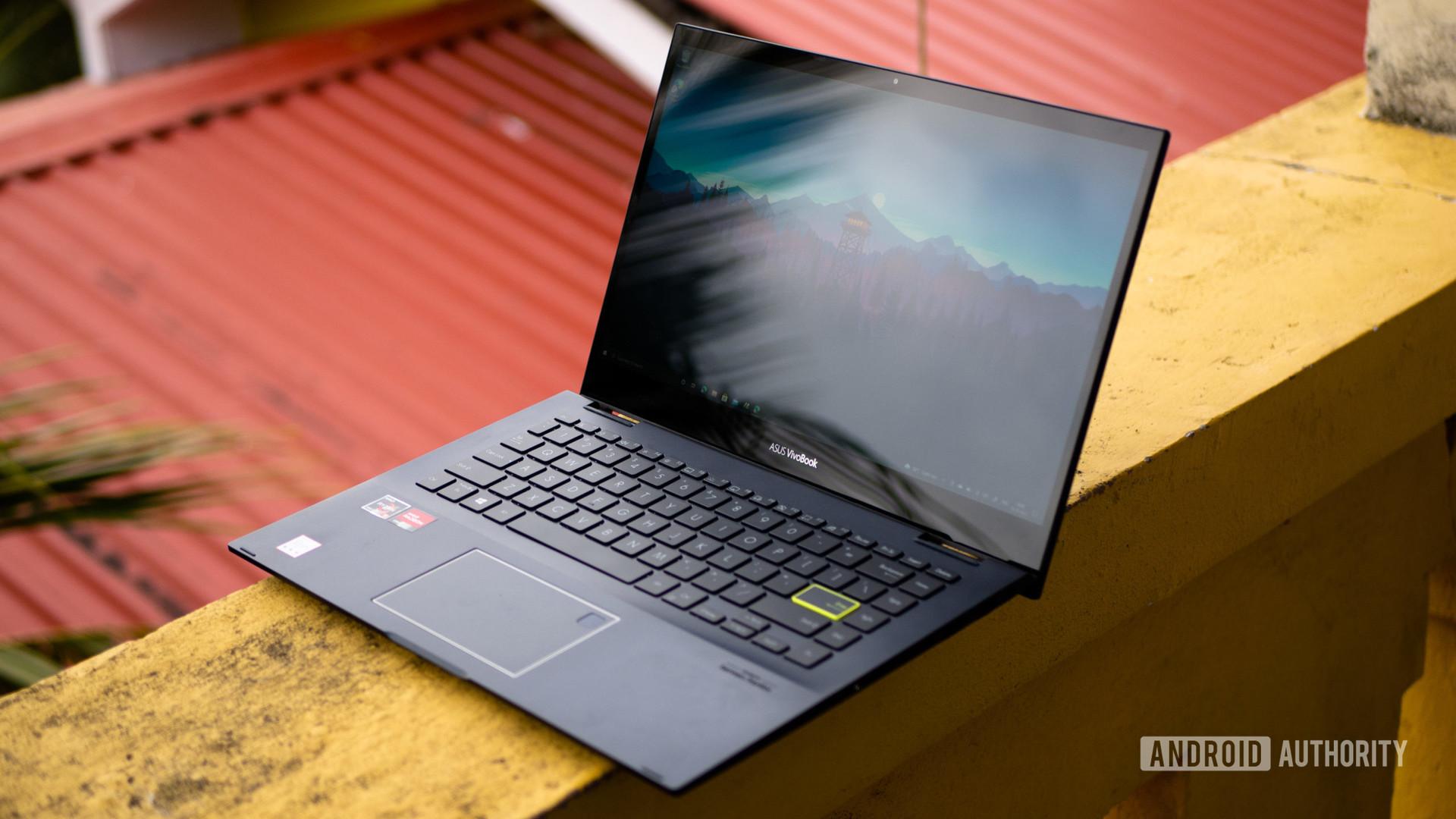 Asus VivoBook Flip 14 TM420 2021 review 38