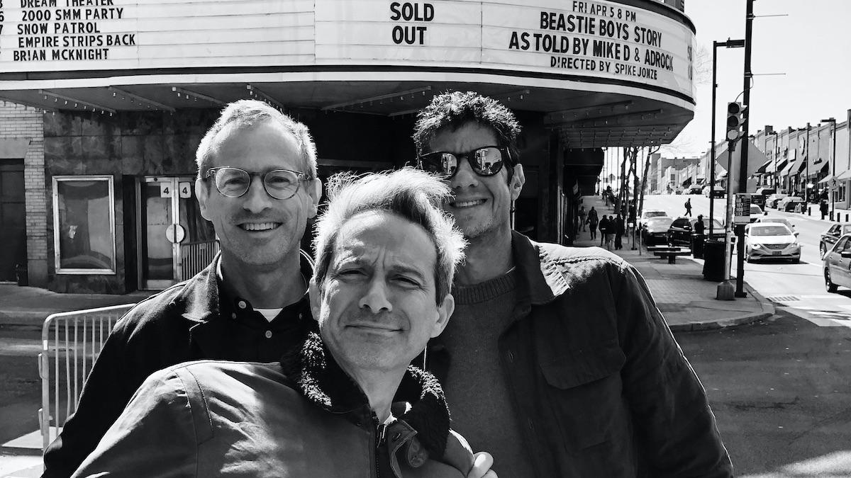 Beastie Boys documentary.