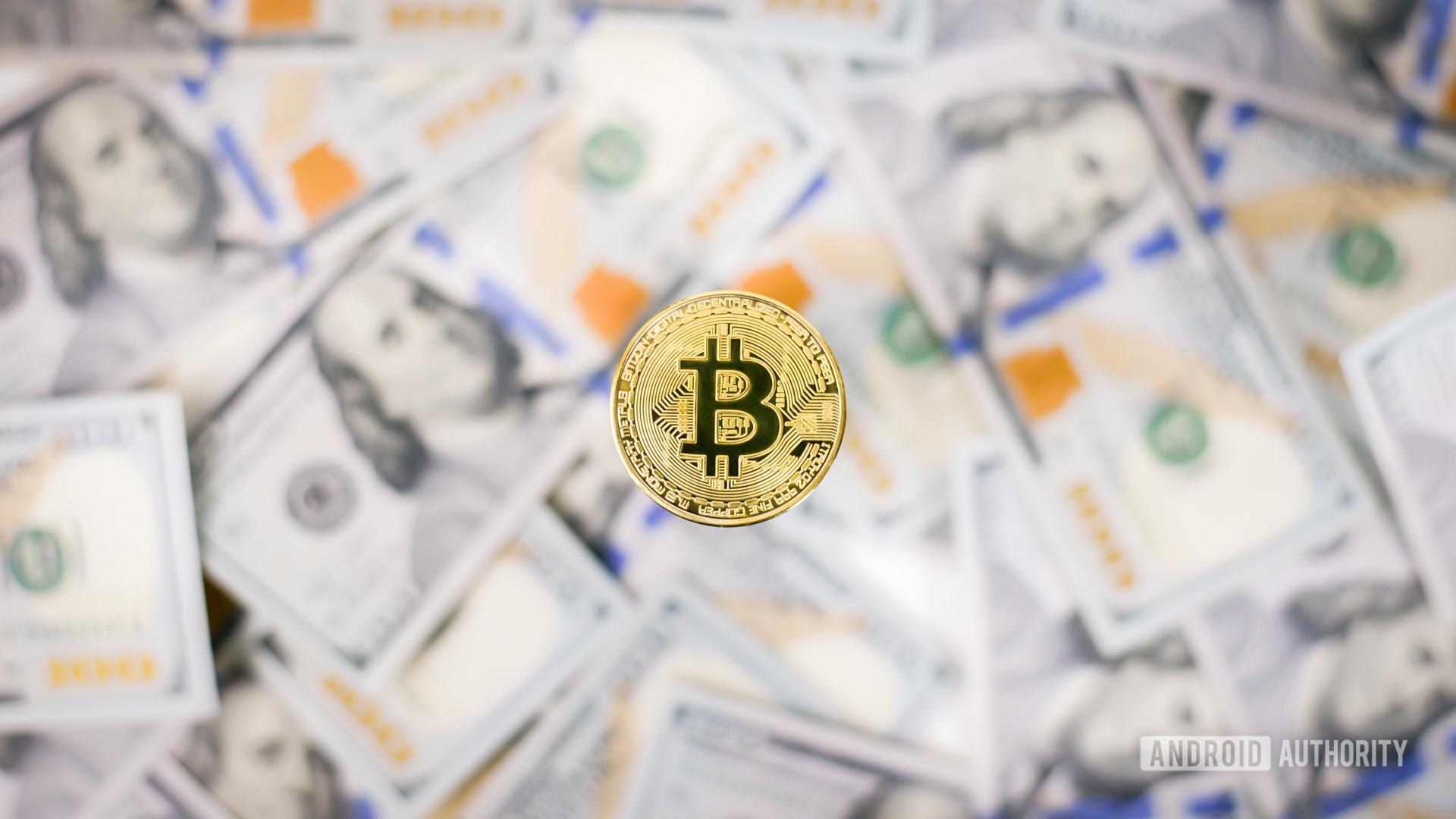Bitcoin stock photo 8