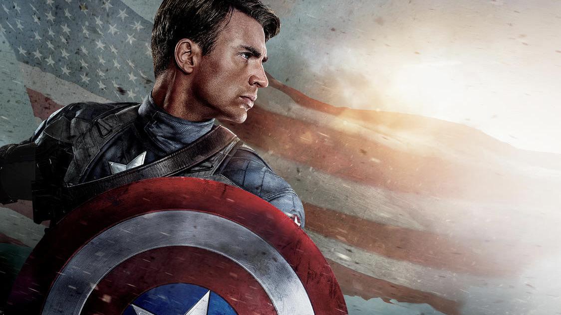 Captain America MCU poster
