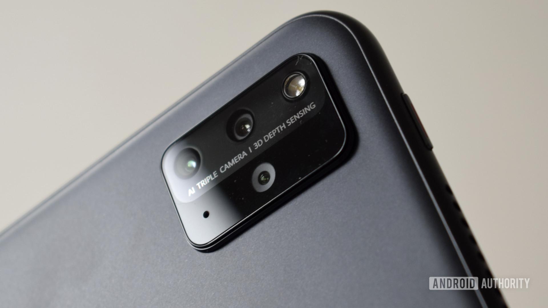 Huawei MatePad Pro 2021 camera