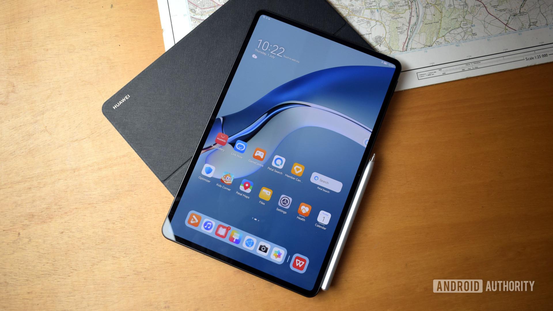 Huawei MatePad Pro 2021 hero