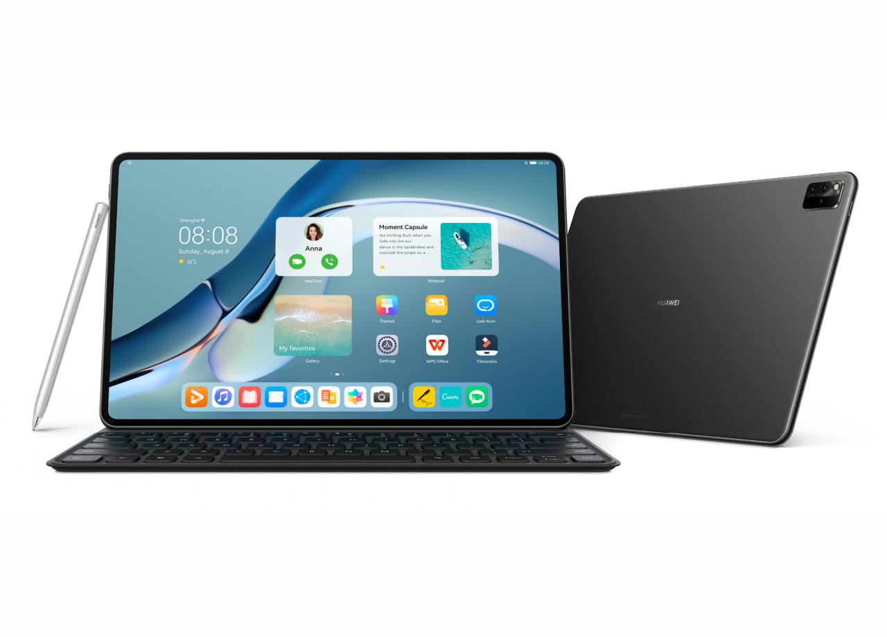 Huawei MatePad Pro 2021 press