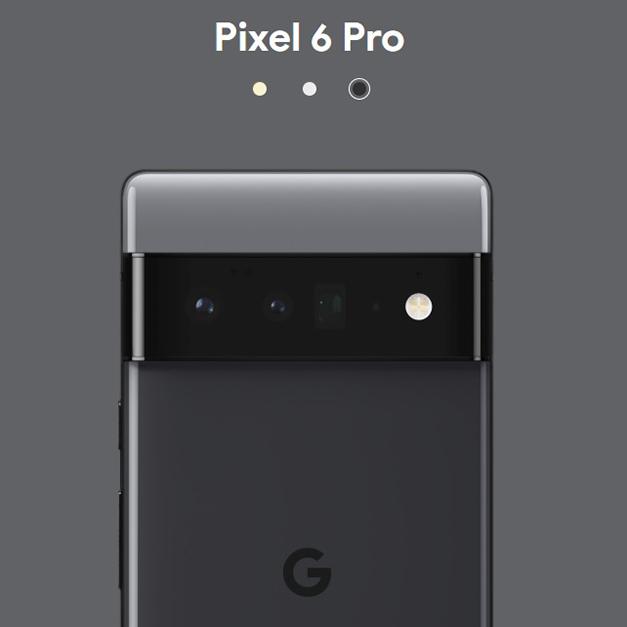 Pixel 6 pro Gray